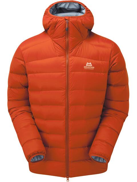Mountain Equipment M's Skyline Hooded Jacket Magma